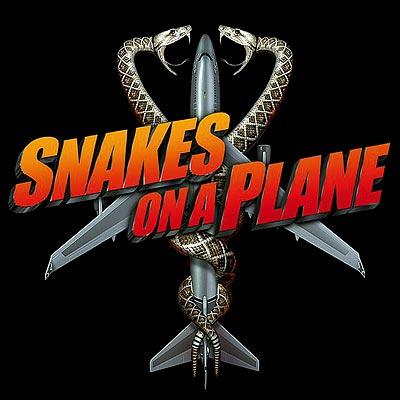 Snakes on a motherfuckin' plane!